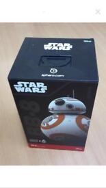 Sphero BB-8 app enabled droid BNIB
