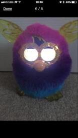Furby Boom crystal edition