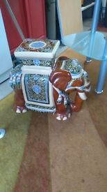 Elephant stand