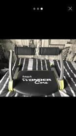 Wonder core smart exercise machine