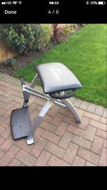 Malibu Pilates Machine Exerciser Used Once!