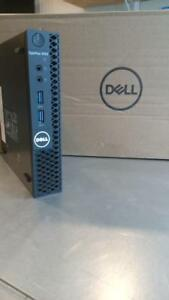 Dell Optiplex 3050 - New - 1 Year Warranty - i5 Intel - 8Gb RAM - 180Gb SSD - Windows 10 Pro - FREE Shipping in Canada!