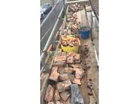 Free hardcore/rubble/bricks