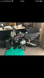 KX90F M2R Pitbike