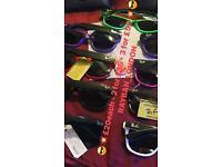 Best rayban wayfarer aviator clubmaster men's women's sunglasses new retro box bag gold black