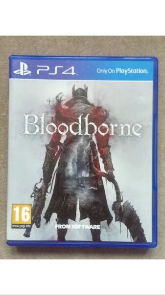 bloodborne ps4 in bayern wolnzach playstation. Black Bedroom Furniture Sets. Home Design Ideas
