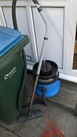 Numatic Vacuum cleaner good working condition