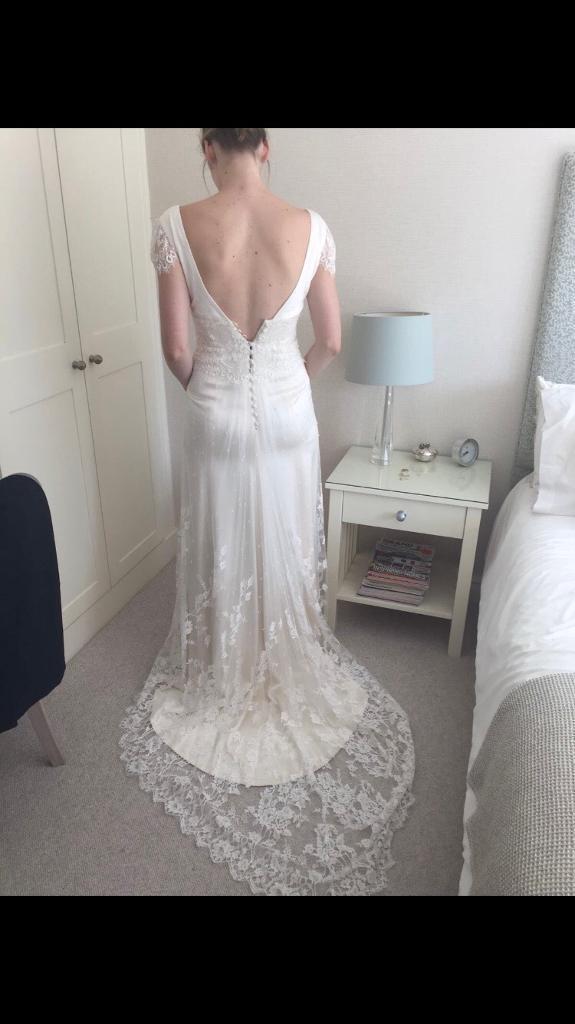 Emma Hunt Wedding Dress In Wanstead London Gumtree
