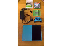 Xbox One (1) 500GB with all wires, wireless controller & 13 games inc Forza Horizon 3! (not PS4)
