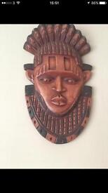 carpet underlay screwfix. african style wooden mask carpet underlay screwfix