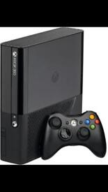 Xbox 360 and game