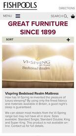 Vi Spring Realm Double Mattress