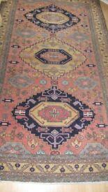 Large handmade persian carpet