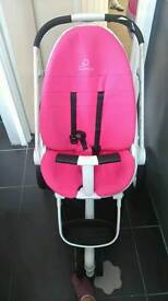 SALE Quinny mod with carry cot..