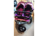 Out n about v4 all terrain double buggy
