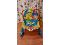 Fisher-Price Infant-to-Toddler Rocker £20 ONO