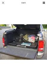 VW Amarok load tray