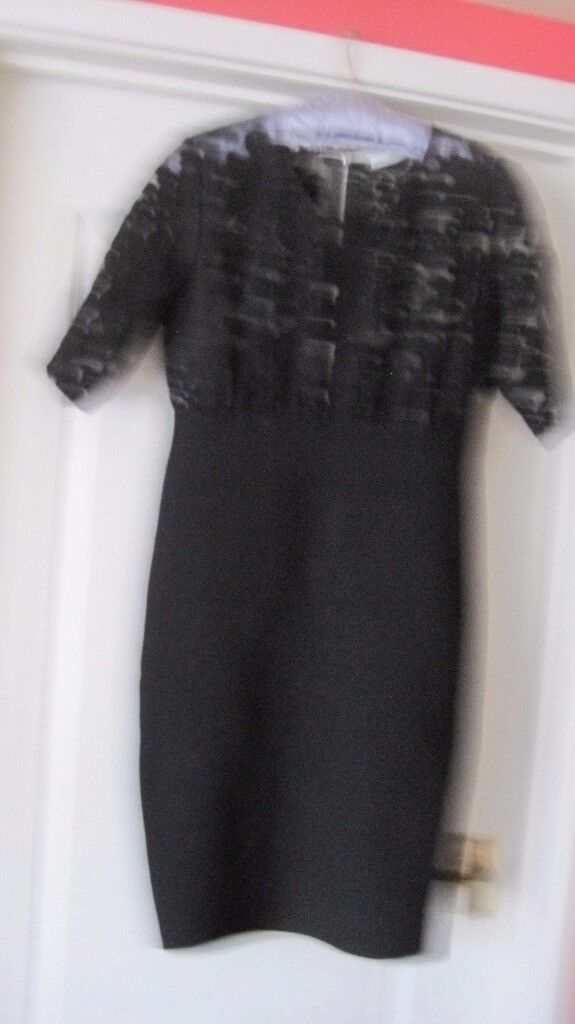 Supertramp black dress