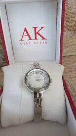 Anne Klein Diamante Quartz detail Bracelet Watch - Never been worn, in box