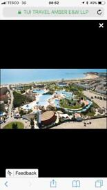 All inclusive family holiday to reus spain for 5