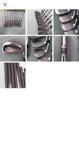 Mizuno mx 17 irons 4-pw Reg Steel