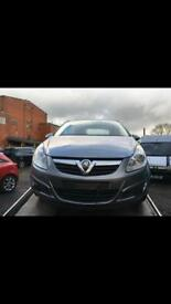 Vauxhall corsa d for breaking
