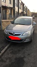 Vauxhall Astra J 1.7 cdti eco (running but spares)