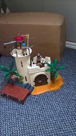 Playmobil Fortress