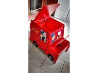Postman Pat Van Toy Box