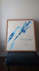 FATHERS DAY - Beautiful Bathymetric maps of your favorite lake