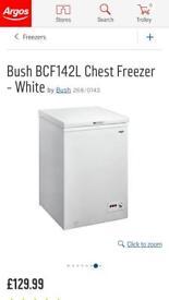 Bush Chest Freezer - White