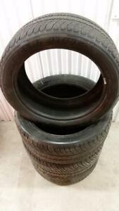 (H127) Pneus Hiver - Winter Tires 265-45-20 Michelin 6-7/32