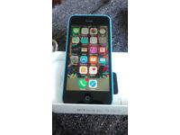 Apple iPhone 5C 8GB - Unlocked for use on any Network