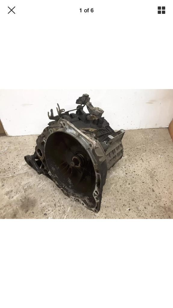 Transit connect gearbox 2006-2013