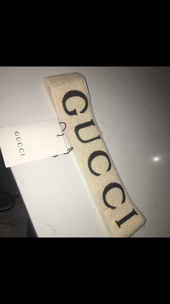 b10662e54e2 Gucci Unisex Headband