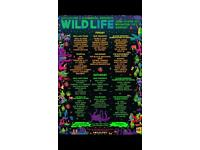 All Wildlife Festival Tickets Available