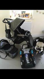 Chicco 3 in 1 Travel System