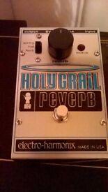 Electro Harmonix Holy Grail Reverb Pedal