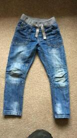 Boys age 7 jeans