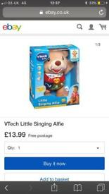 Vtec singing Alfie