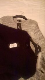 MEN'S JUMPERS FROM NEW LOOK BRAND NEW SIZE MEDIUM