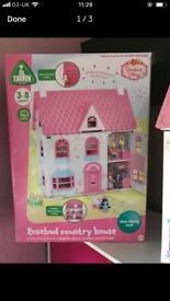 Elc rosebud house