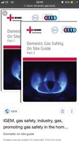 Domestic Gas Safety On-Site Guide 1&2