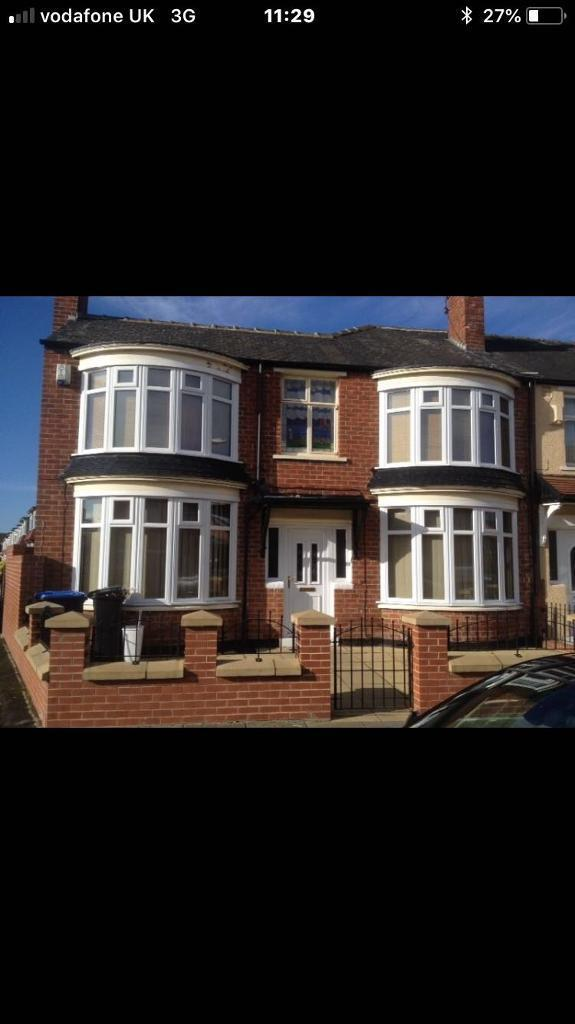 3 Bedroom House Middlesbrough