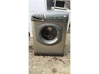 HOTPOINT Aquarius WF541 Silver Washing Machine with 4 Month Warranty