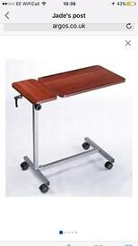 Overbed Tilt Table - Argos