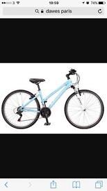 Dawes Paris woman's mountain bike