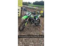 2009 Kawasaki kx250f mint bike