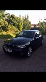 BMW 1 series 118D M sport/ New timing chain + DPF/ HPI clear/12 month MOT