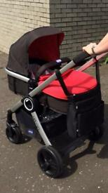 Chicco Urban Stroller - Red
